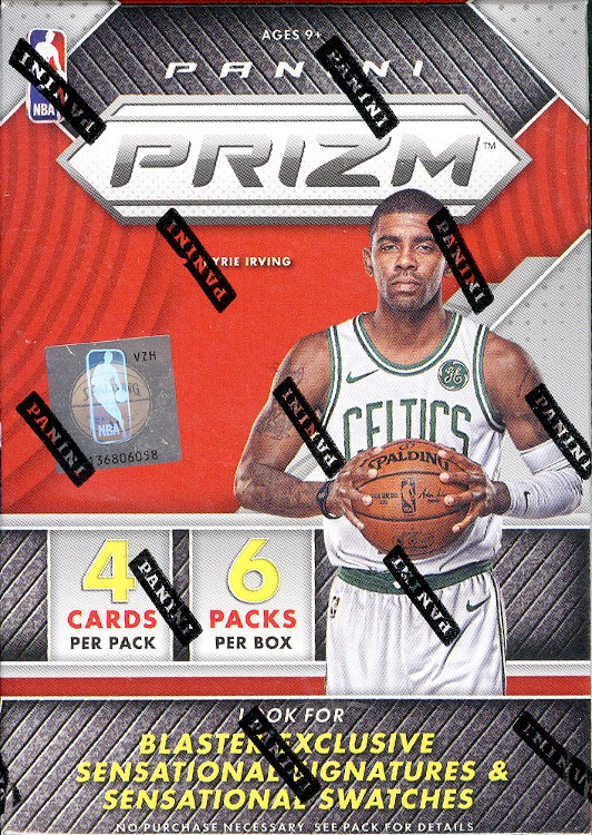 2017/18 Panini Prizm Basketball Blaster Box