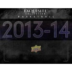 2013/14 Upper Deck Exquisite Collection Basketball Hobby 3 Box Case