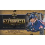 2014/15 Upper Deck Masterpieces Hobby Hockey Box