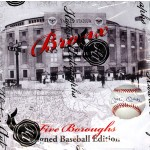 2014 Historic Autographs Five Boroughs Signed Baseball Edition Box