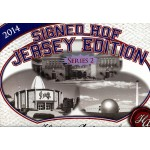 2014 Historic Autographs HOF Jersey Edition Series 2 Box