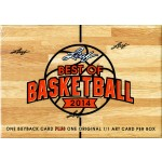 2014 Leaf Best of Basketball Hobby Box