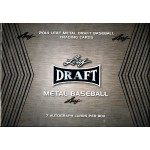 2014 Leaf Metal Draft Baseball Hobby Box