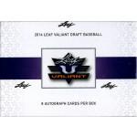 2014 Leaf Valiant Baseball Hobby Box