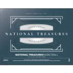 2015/16 Panini National Treasures Basketball Hobby 4 Box Case