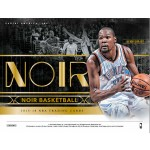 2015/16 Panini Noir Basketball Hobby 3 Box Case