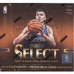 2015/16 Panini Select Basketball Hobby Box