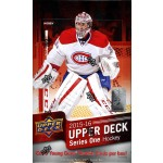 2015/16 Upper Deck Series 1 Hockey Hobby Box