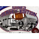 2015 Historic Autographs Football Jersey Edition Box