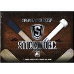 2015 In The Game ITG Stickwork Hockey Box