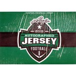 2015 Leaf Autographed Football Jersey Edition Football Box