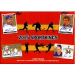 2015 Leaf Sport Kings Box