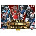 2015 Panini Contenders Football Hobby 12 Box Case