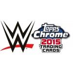 2015 Topps WWE Chrome Wrestling Hobby 8 Box Case