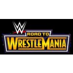 2015 Topps WWE Road To Wrestlemania Hobby 8 Box Case