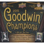 2015 Upper Deck Goodwin Champions Hobby Baseball Box