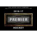 2016/17 Upper Deck Premier Hockey Hobby Box
