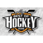 2016 Leaf Best of Hockey Hobby Box