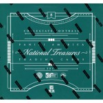 2016 Panini National Treasures College Football Hobby 4 Box Case
