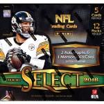 2016 Panini Select Football Hobby Box