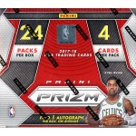 2017/18 Panini Prizm Basketball Retail Box