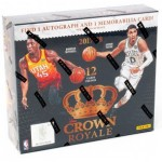 2017/18 Panini Crown Royale Basketball Hobby Box