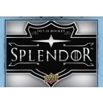 2017/18 Upper Deck Splendor Hockey Hobby Box