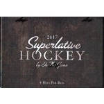 2017 Leaf ITG Superlative Hockey Box