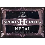 2017 Leaf Metal Sports Heroes Box