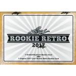 2017 Leaf Rookie Retro Box