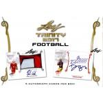 2017 Leaf Trinity Football Hobby Box