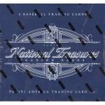 2017 Panini National Treasures Baseball Hobby Box