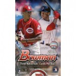 2018 Bowman Baseball Jumbo HTA Box