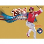2018 Topps Update Series Baseball Jumbo 6 Box Case + 12 Silver Packs