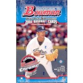 2004 Bowman Draft Picks & Prospects Baseball Hobby 10 Box Case