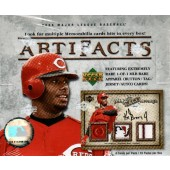 2006 Upper Deck Artifacts Baseball Hobby Box