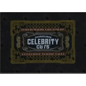 2008 Donruss Celebrity Cuts Hobby 15 Box Case