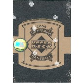 2008 Upper Deck Premier Baseball Hobby Box