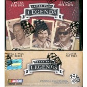 2009 Press Pass Legends Racing Hobby Box