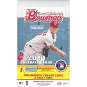 2010 Bowman Baseball Hobby Box