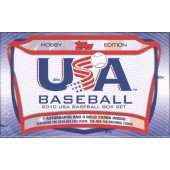 2010 Topps Team USA Baseball Hobby Set