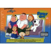 2011 Leaf Family Guy Hobby 12 Box Case