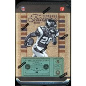 2011 Panini Timeless Treasures Football Hobby 20 Box Case
