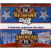 2011 Topps American Pie Baseball Hobby 12 Box Case