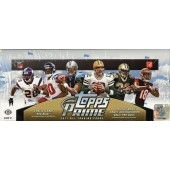 2011 Topps Prime Football Hobby 6 Box Case
