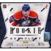2011/12 Panini Anthology Hockey Hobby Box