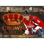 2011/12 Panini Crown Royale Hockey Hobby Box