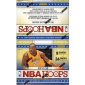 2011/12 Panini Hoops Basketball Hobby 20 Box Case