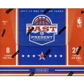 2011/12 Panini Past & Present Basketball Hobby 12 Box Case