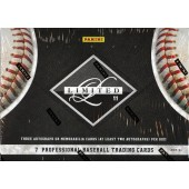 2011 Panini Limited Baseball Hobby 15 Box Case